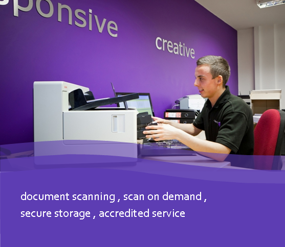 About Cleardata Document Scanning