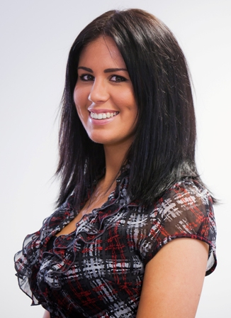 Cleardata's North West Scanning Advisor, Jess Wood
