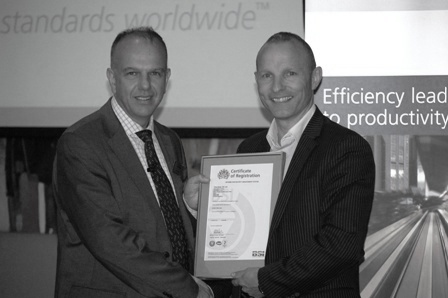 Cleardata document management receives ISO27001 accreditation